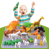 Animal Building Blocks