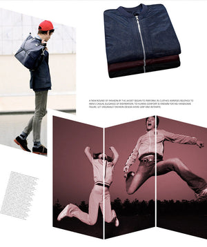MRMT Mens Bomber Jacket Thin Men Baseball Jackets Coat Solid Color Casual Jacket Overcoat For Male Clothing