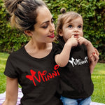 Daughter Mum T-shirt