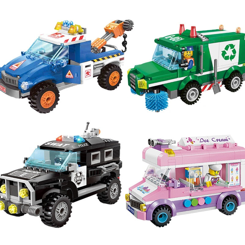 Building Blocks Sets Kit Kid Toy Compatible Legoings