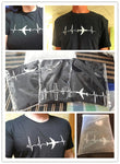 T shirt Aviation Enthusiasts