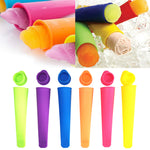 Colorful Ice Pop Stick