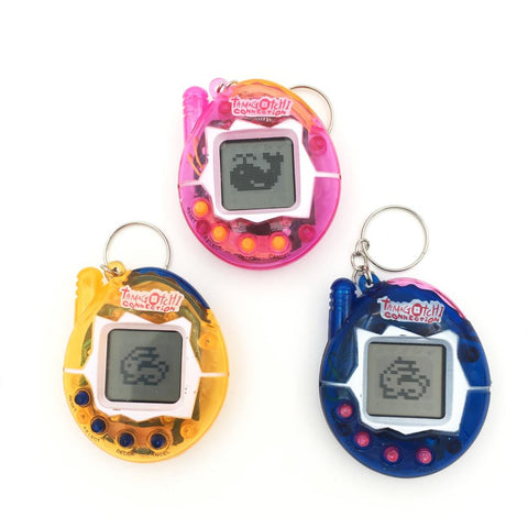 Hot ! Tamagotchi Electronic Pets Toys 90S Nostalgic 49 Pets in One Virtual Cyber Pet Toy  6 Style Optional Tamagochi