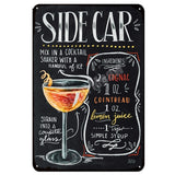 Cocktail Art Stickers