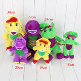 Barney & Friends Plush