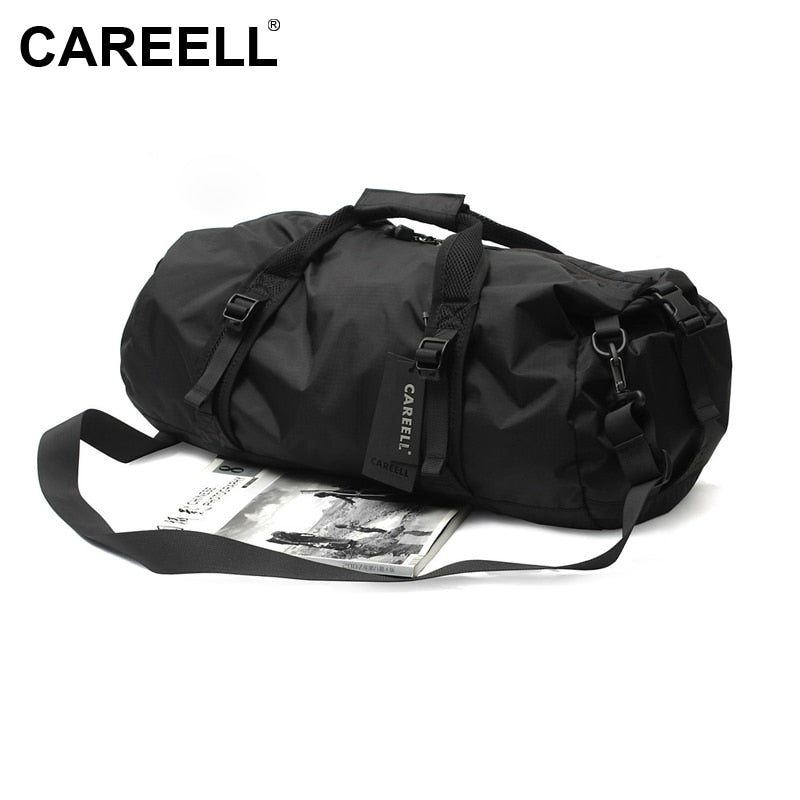 Men Travel Bags Large Capacity Duffle Bag Shoulder Bag For Women Men Waterproof Folding Bags XQ004