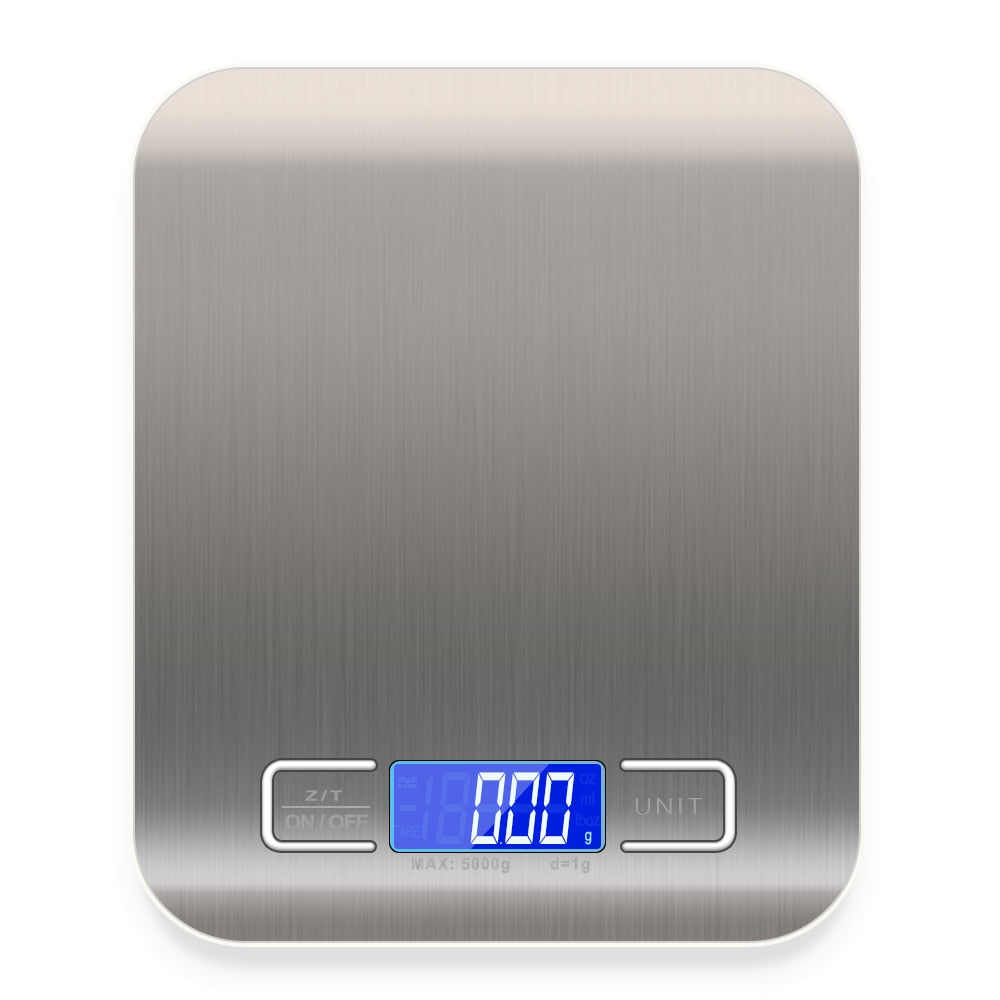 LCD Digital Kitchen Scale