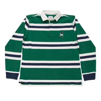 Green Rugby Shirt Hockey