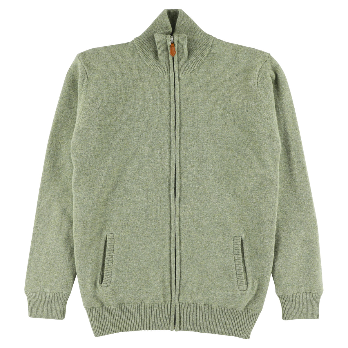 "Woman windstopper zip cardigan ""Orchard"""