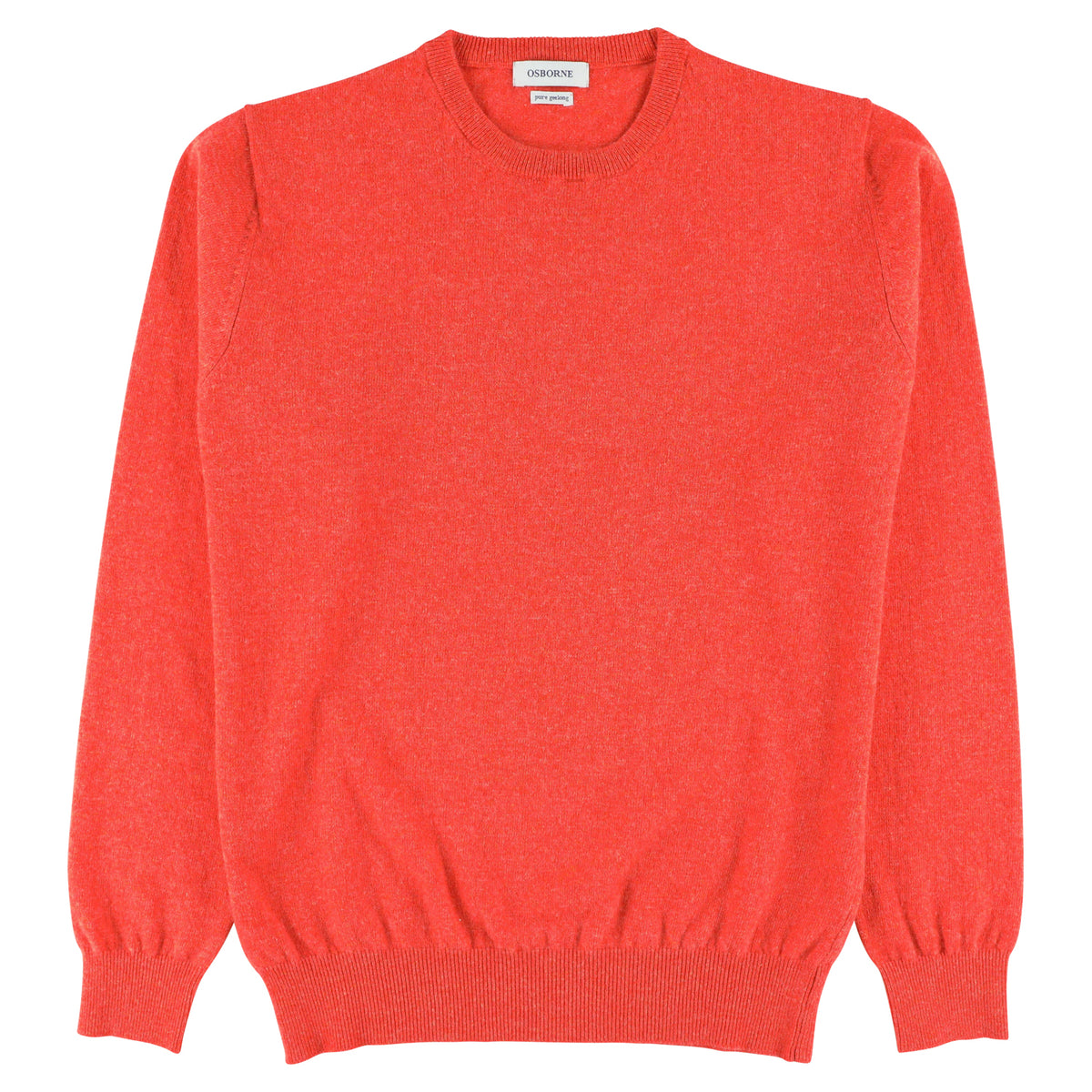 "Geelong crew neck ""Inferno"""