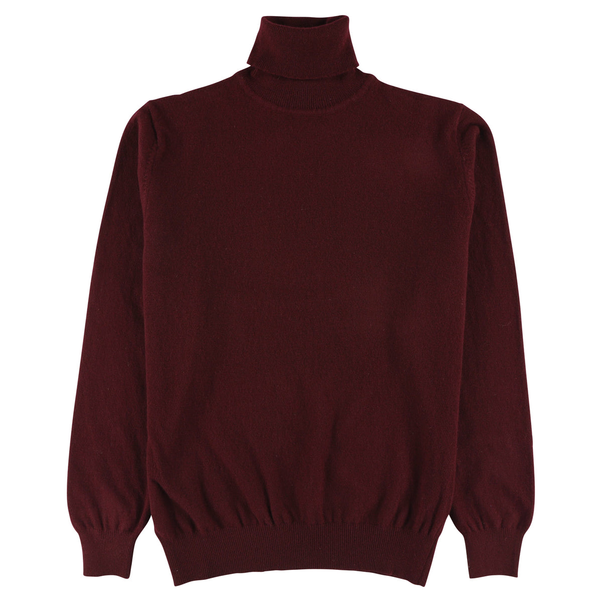 "Geelong roll neck ""Damson"""