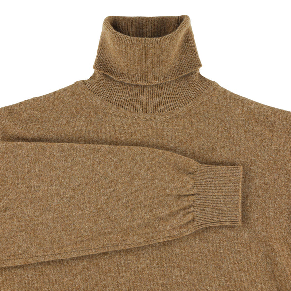 "Geelong roll neck ""Driftwood"""