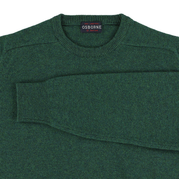 "Lambswool crew neck ""Cossack"""