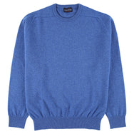 "Lambswool crew neck ""Mariner"""