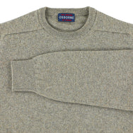 "Lambswool crew neck ""Vole"""