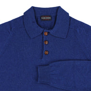 "Lambswool Polo ""Dearn"""