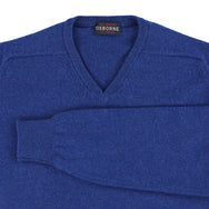 "Lambswool V neck ""Dearn"""