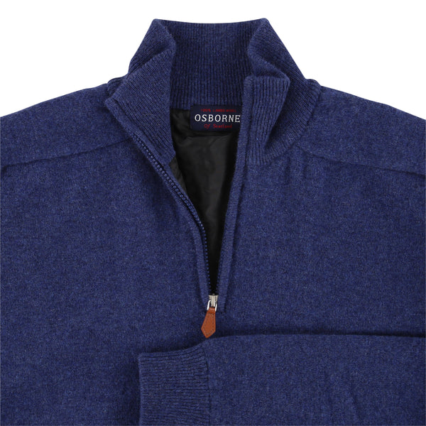 "Windstopper zip neck ""Rhapsody"""