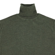 "Merino roll neck ""Hunter"""