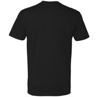 Men's Next Level Logo Tee - Black