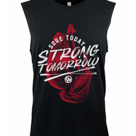 Men's Next Level Sore Today, Strong Tomorrow Tee - Black