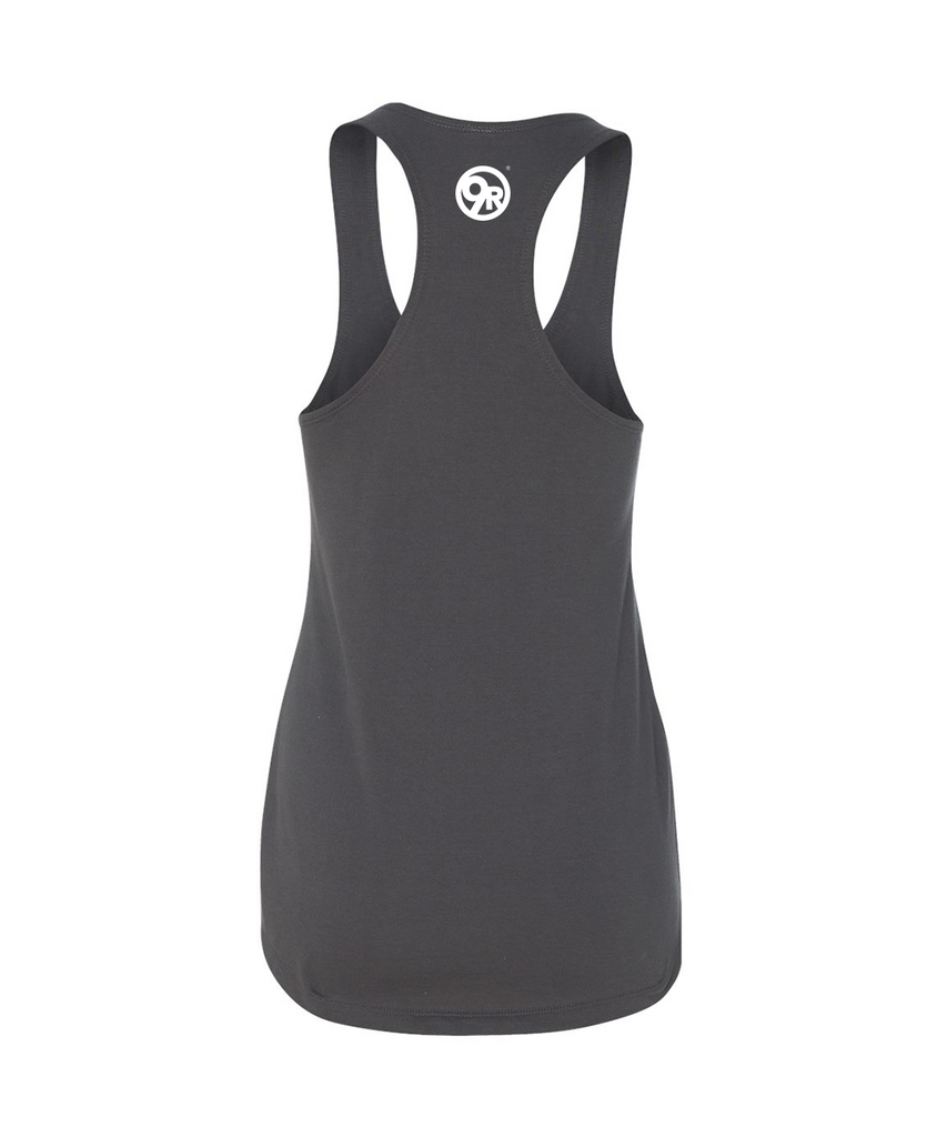 Women's Stronger in 30 Tank - Dark Grey
