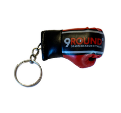 Red Boxing Glove Key Chain