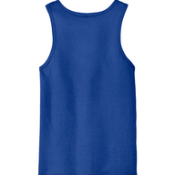 Men's Sleeveless 9Round Tank (Royal Blue)