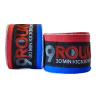 Protective Hand Wraps - Red, White, and Blue