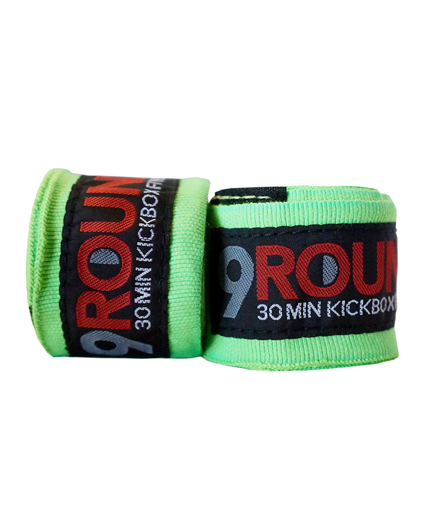 Protective Hand Wraps - Green