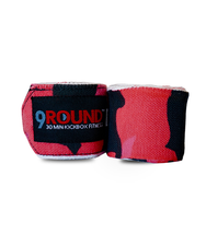 Protective Hand Wraps - Pink Camo