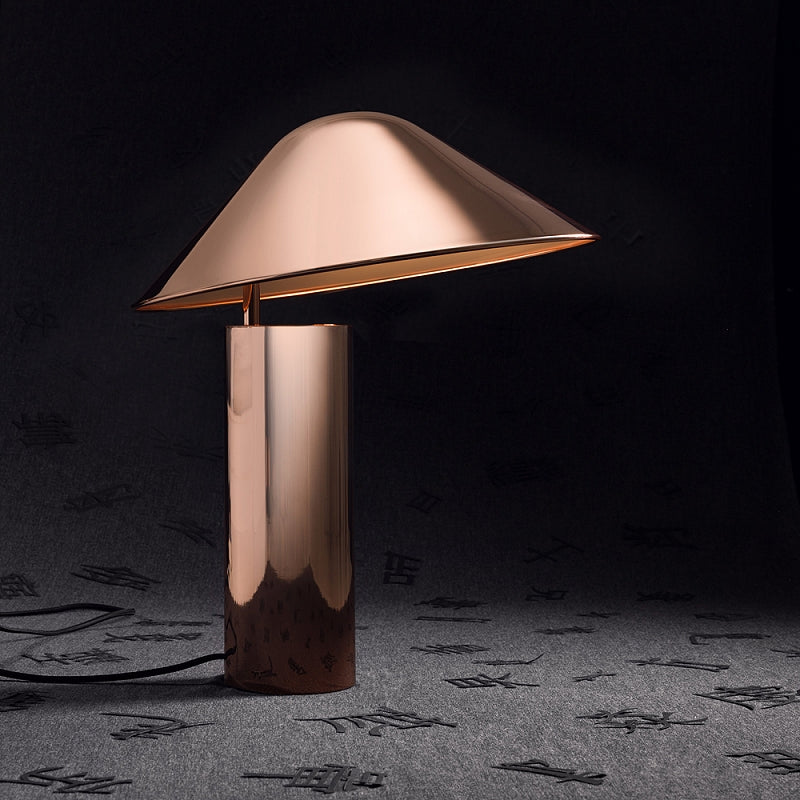 Damo Table Lamp - Copper