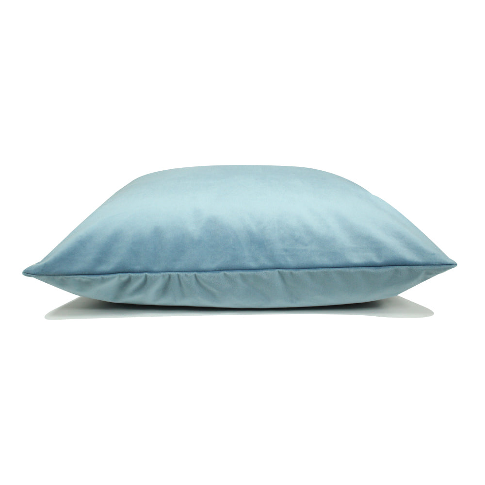 "Alma Pillow - Light Blue - 20"" x 20"""