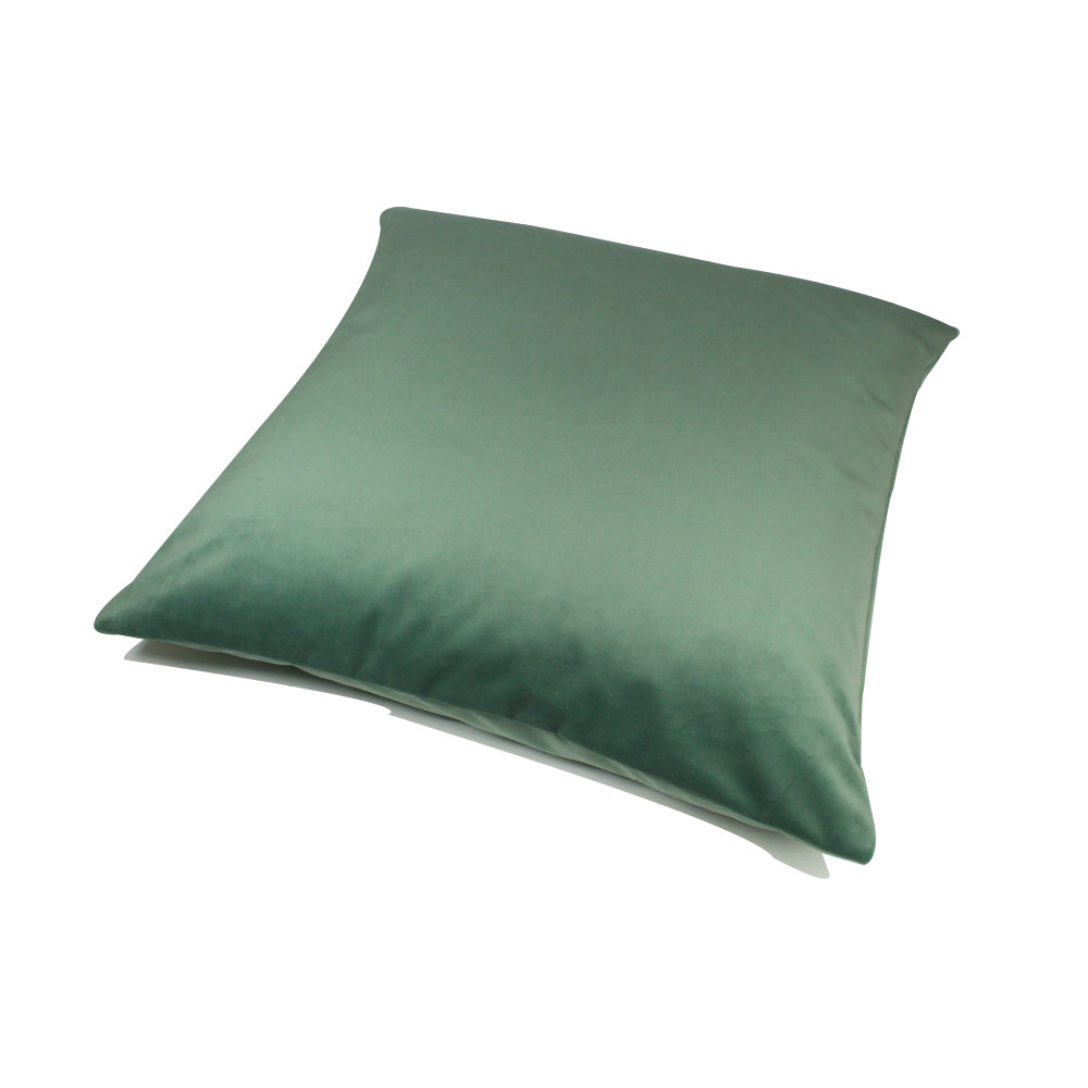 "Alma Pillow - Seafoam Green - 20"" x 20"""