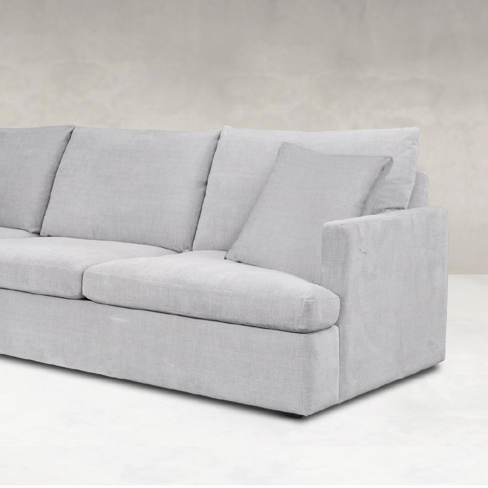 Big Comfy Sectional - Left Chaise