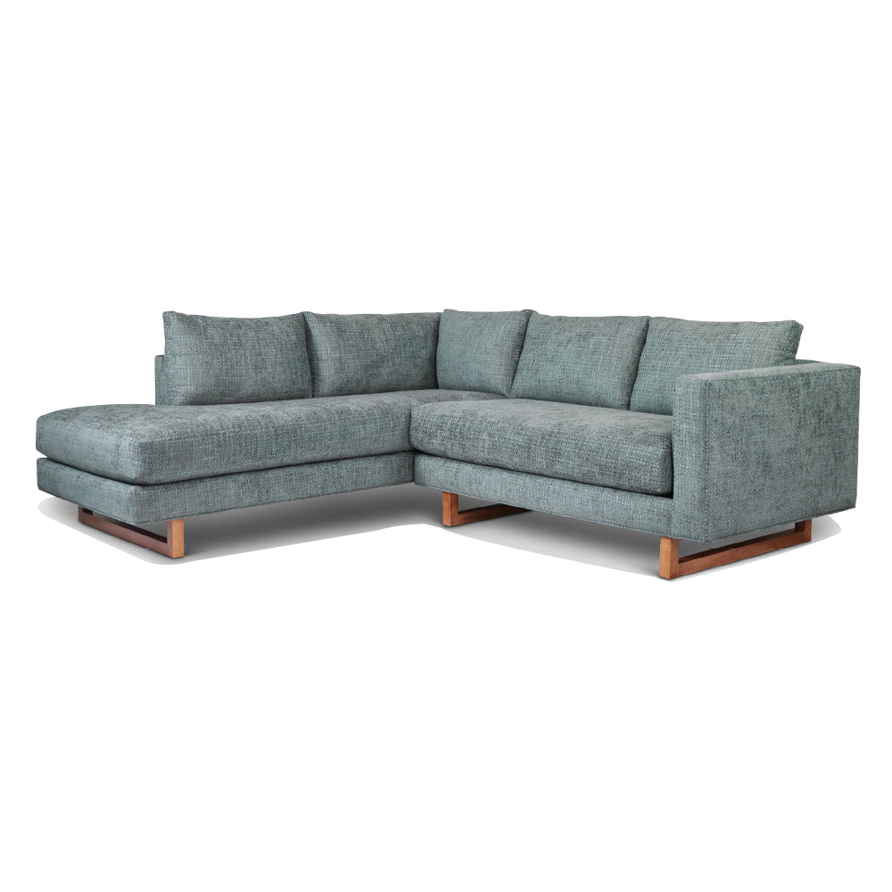 Beam Sectional - Left Chaise