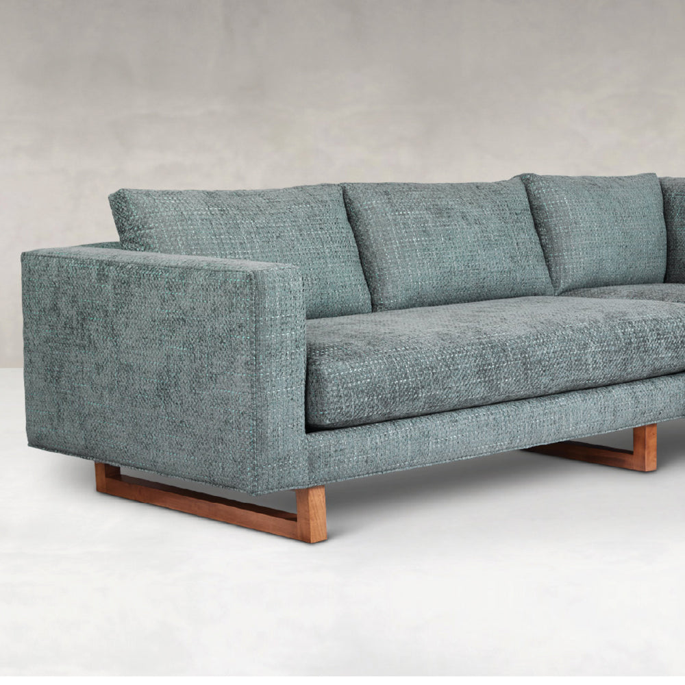Beam Sectional - Right Chaise