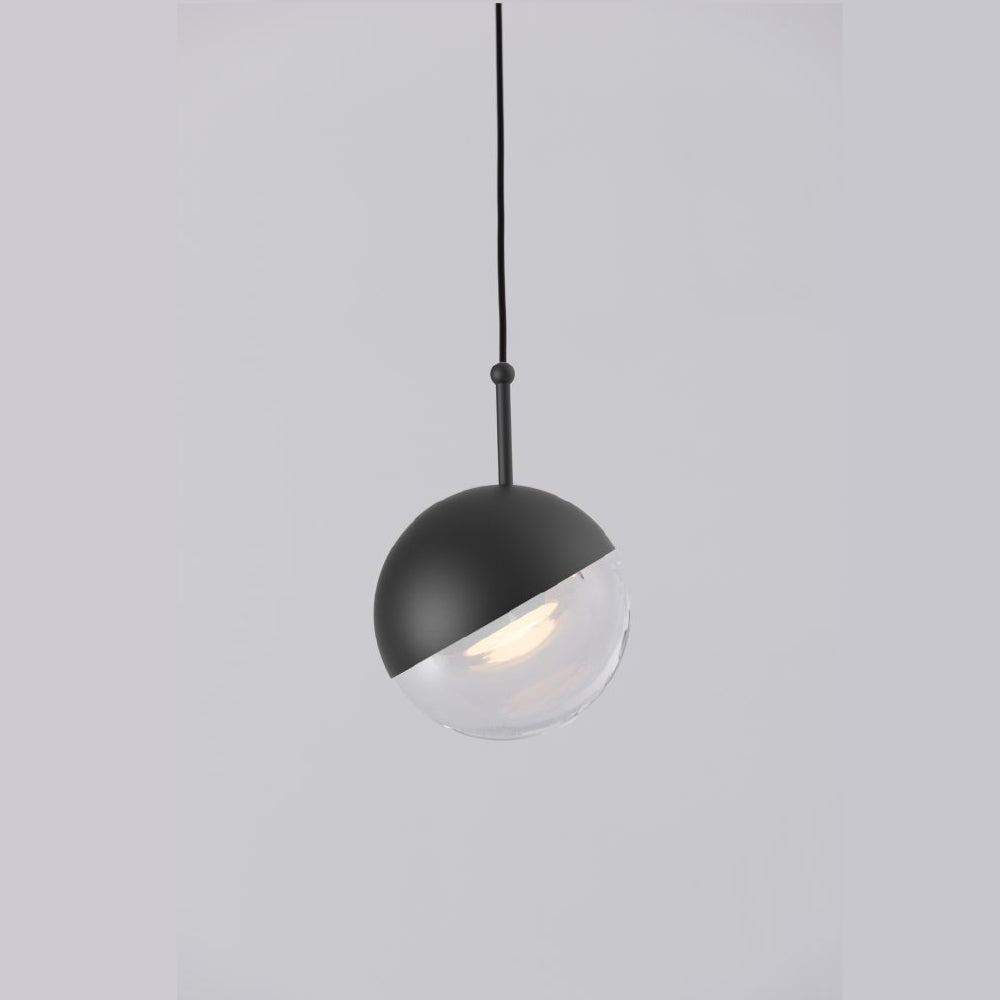 Dora 3 Light Pendant -  Black