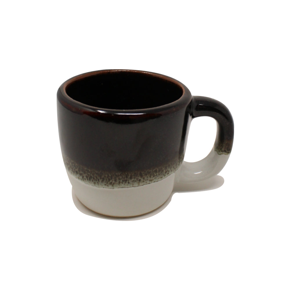 Coffee Cup - Black / white