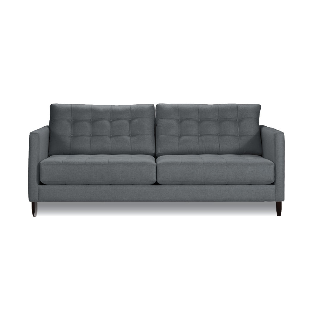 "James 70"" Apartment Sofa -  Sole  Grey"