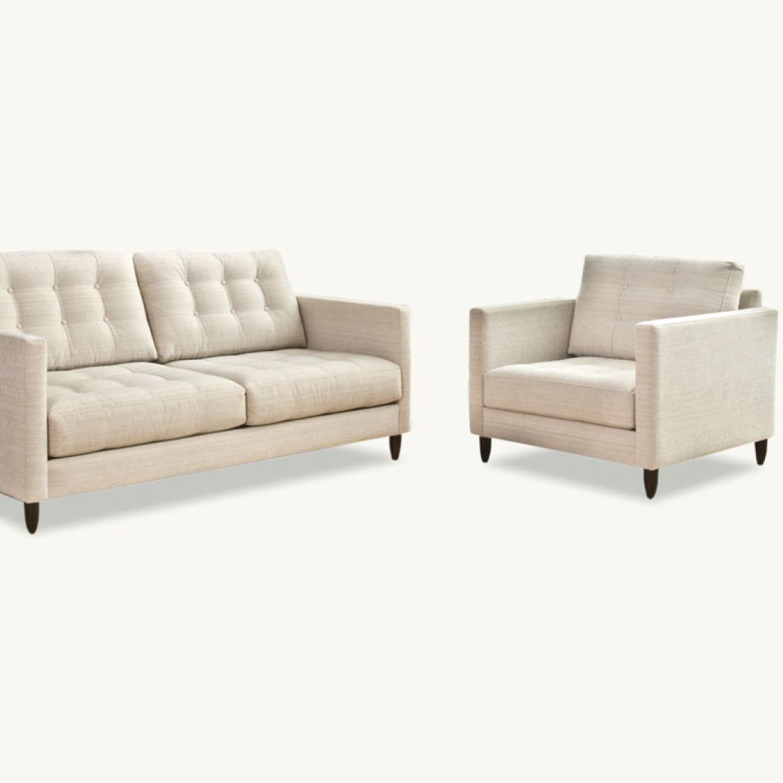 "James 85"" Sofa   Made-to-Order"