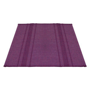 Jamil Handwoven Placemat - Lavender
