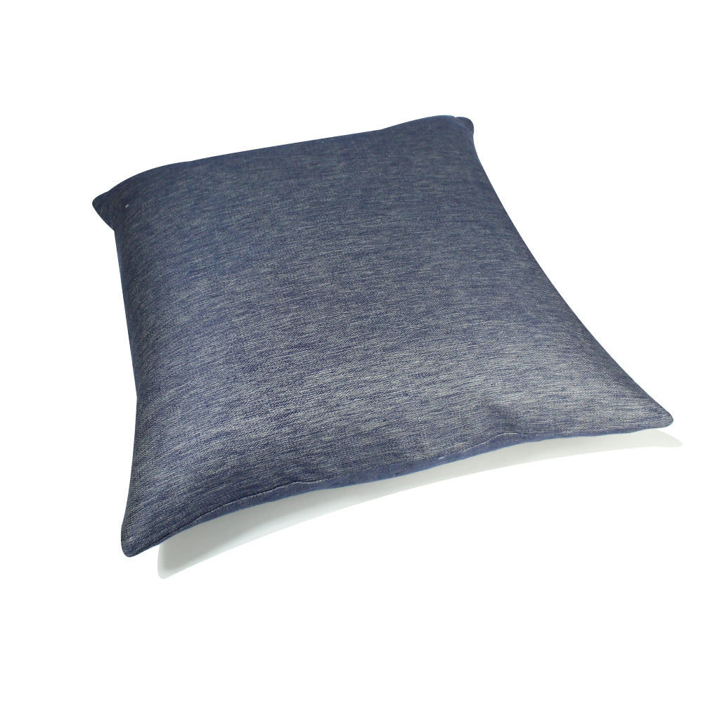 "Livia Pillow - Navy - 20"" x 20"""