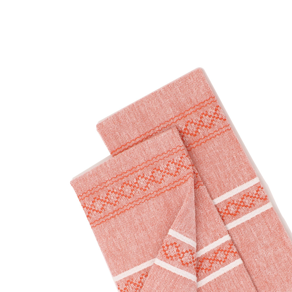 Loma Handwoven Napkin - Red