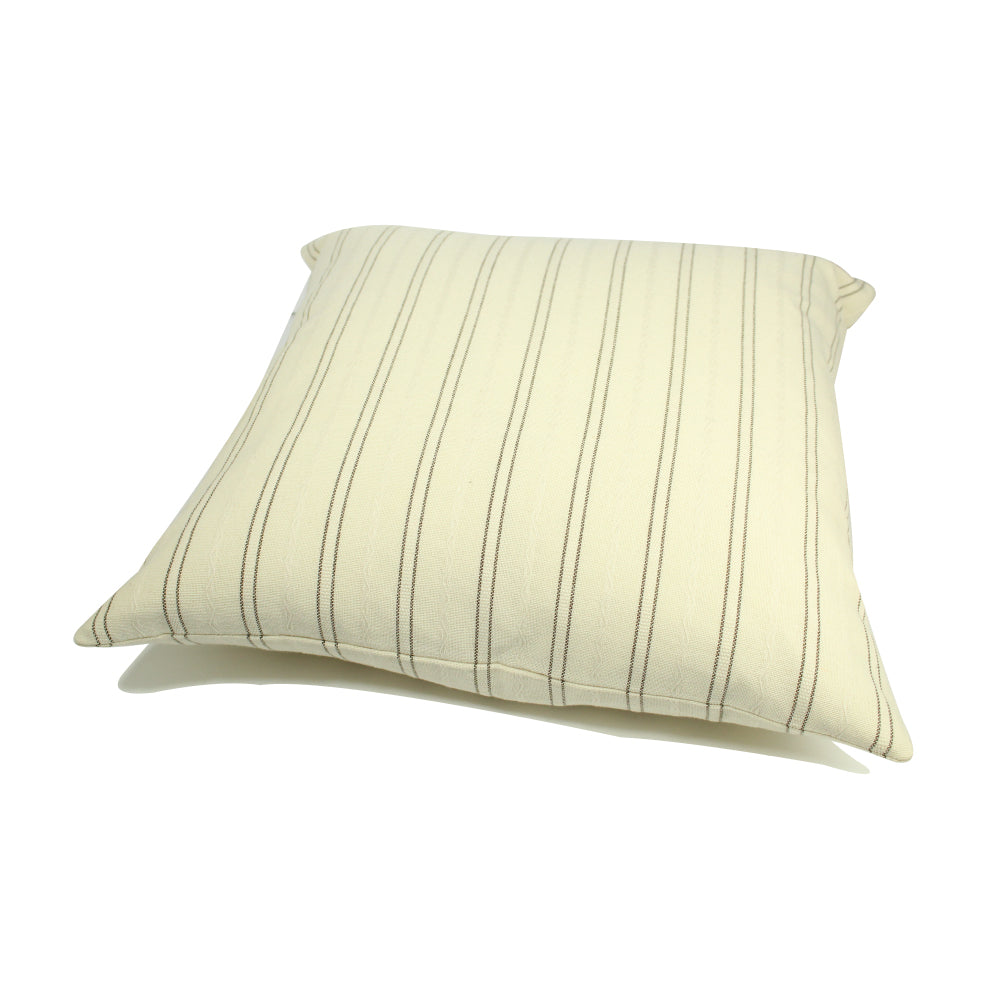 Polanco Stripe - Cream / Black