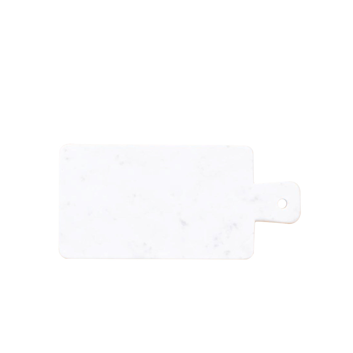 Small Rectangular Board - White Marble