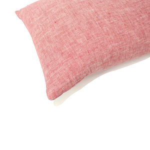 "Livia Pillow - Rose 14"" x 20"""