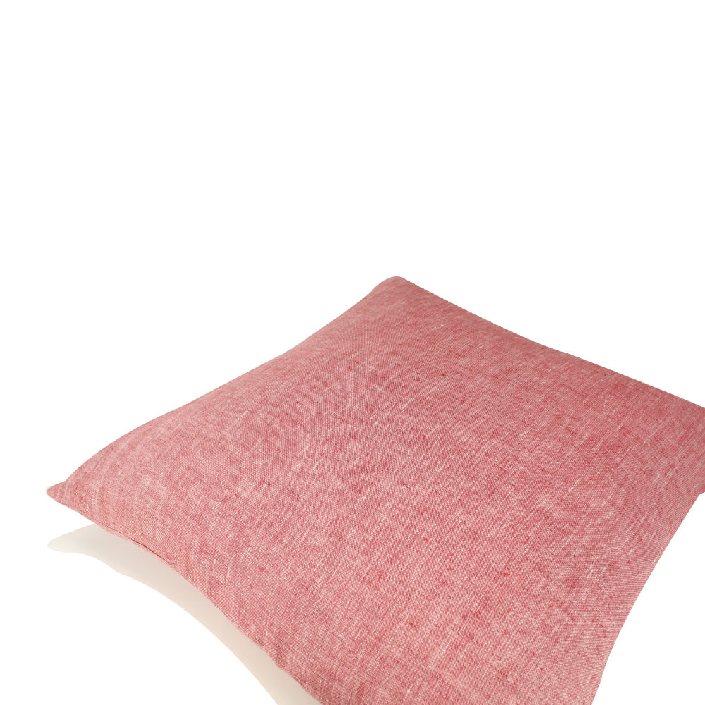 "Livia Pillow - Rose - 20"" x 20"""