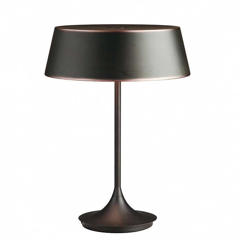 China Table Lamp - Oil Bronze