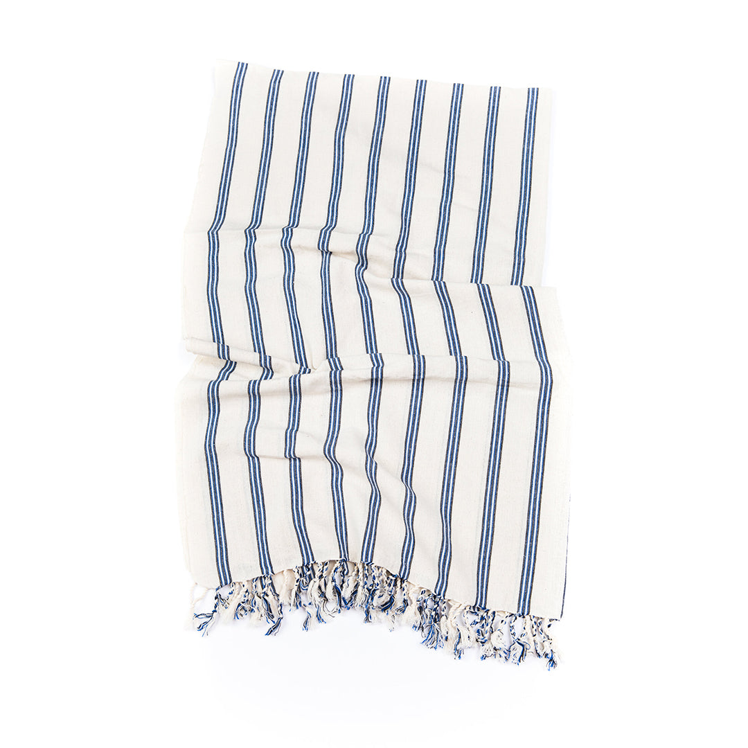 Haci Towel - Blue Stone